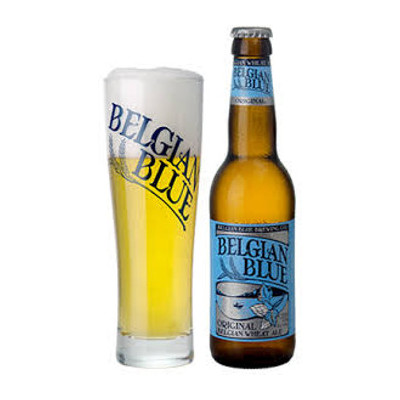 Belgian Blue Original Wheat Ale