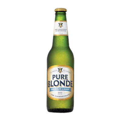 Carlton Pure Blonde Stubbies