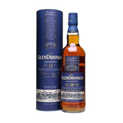 Glendronach 18 yr old