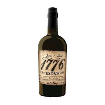 James E Pepper 1776 Bourbon Whiskey