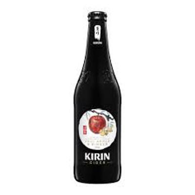 Kirin Fuji Apple & Ginger