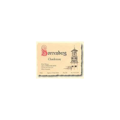 Sorrenberg Chardonnay 2012