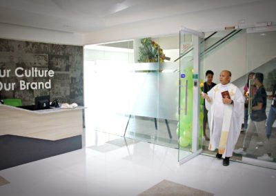 Virtual Business Partners Office Launching Blessing
