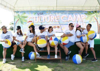 VBP Culture Camp 2019 - 2