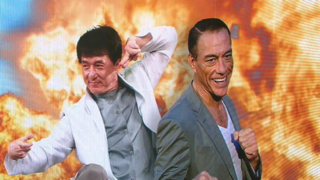 Entertainment News: Martial Artists