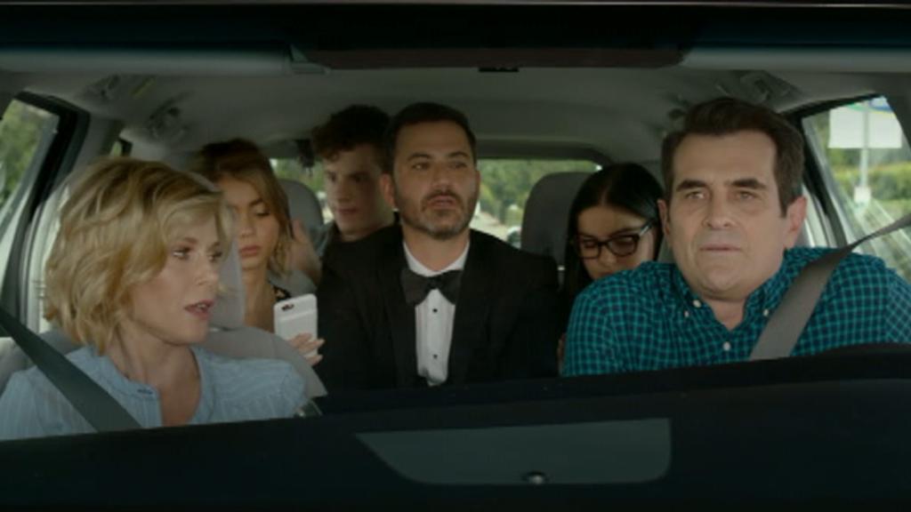 Jimmy Kimmel opens Emmys hosting with star-studded carpool karaoke