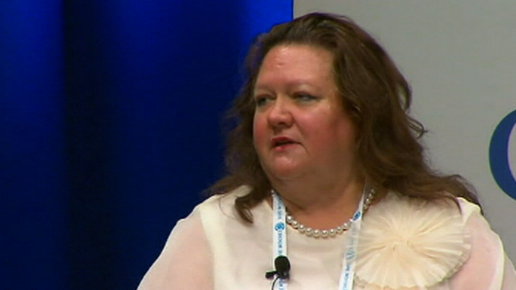 Gina Rinehart makes multi-million dollar bid for cattle empire