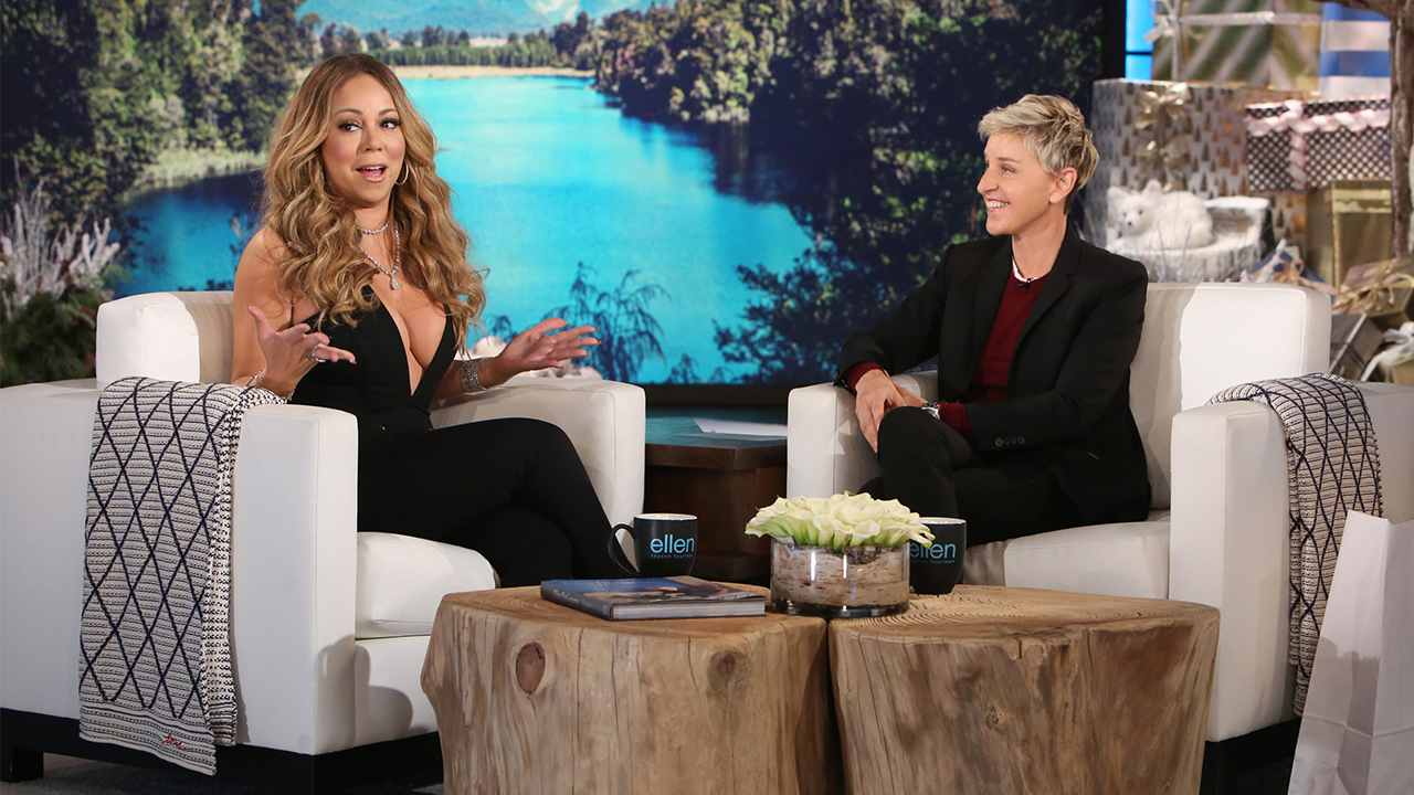 Mariah Carey on her engagement: 'Now it's a whole friggen thing'