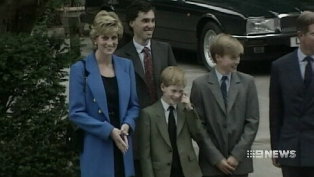 Intimate Princess Diana letters revealed