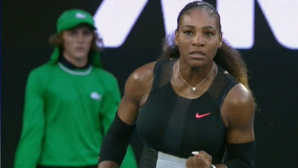 Serena Williams beats sister in Australian Open final to claim 23rd grand slam crown