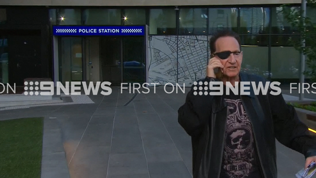 9RAW: Geoffrey Edelsten files AVO against Gabi Grecko