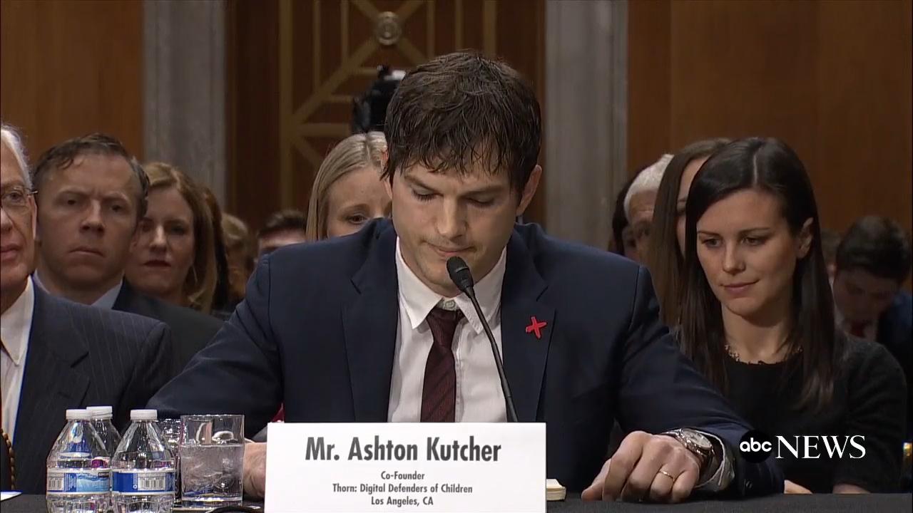 Ashton Kutcher outlines his 'day job'