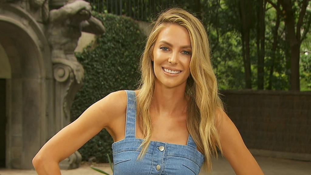 Myer's model muse: Jennifer Hawkins