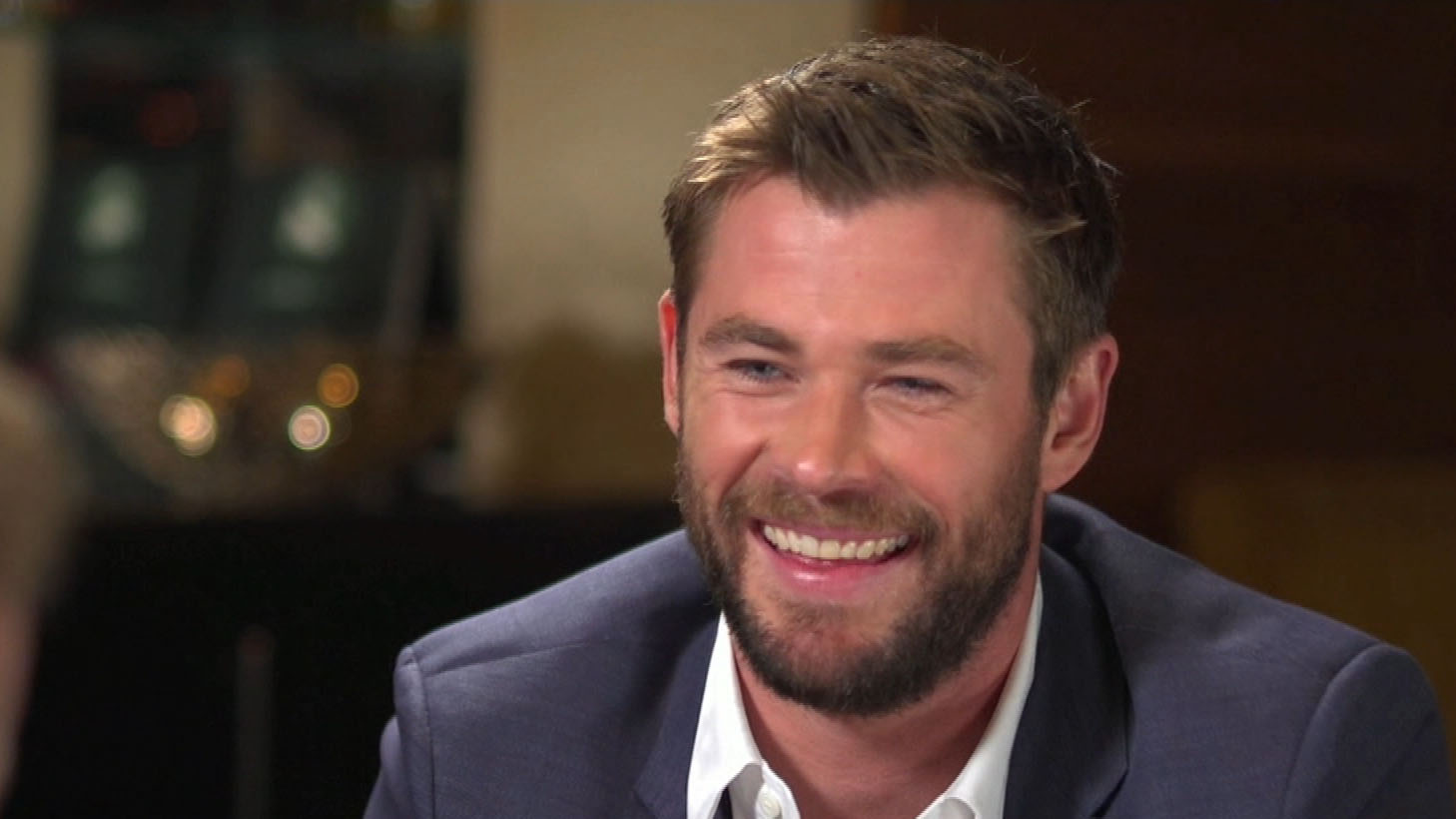 Preview: Karl sits down with Chris Hemsworth