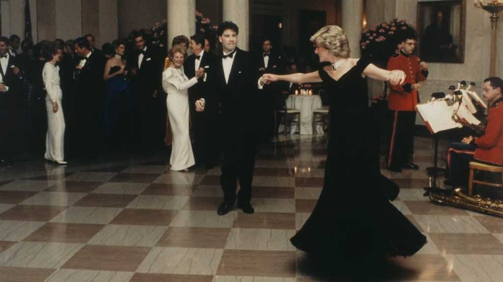 Princess Diana's most-iconic outfits go on display at Kensington Palace