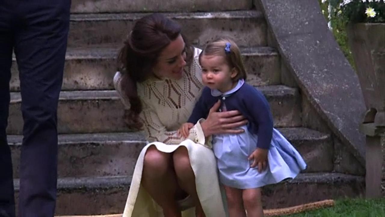 Kensington Palace reveals Princess Charlotte merchandise