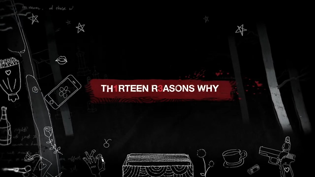 13 Reasons Why trailer