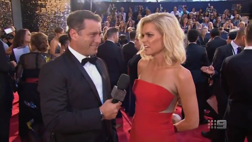 Karl Stefanovic chats to newly announced Bachelorette, Sophie Monk.