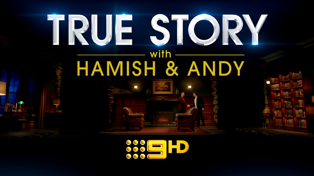 Hamish Blake: 'The stories I tell would not be suitable for our show!'