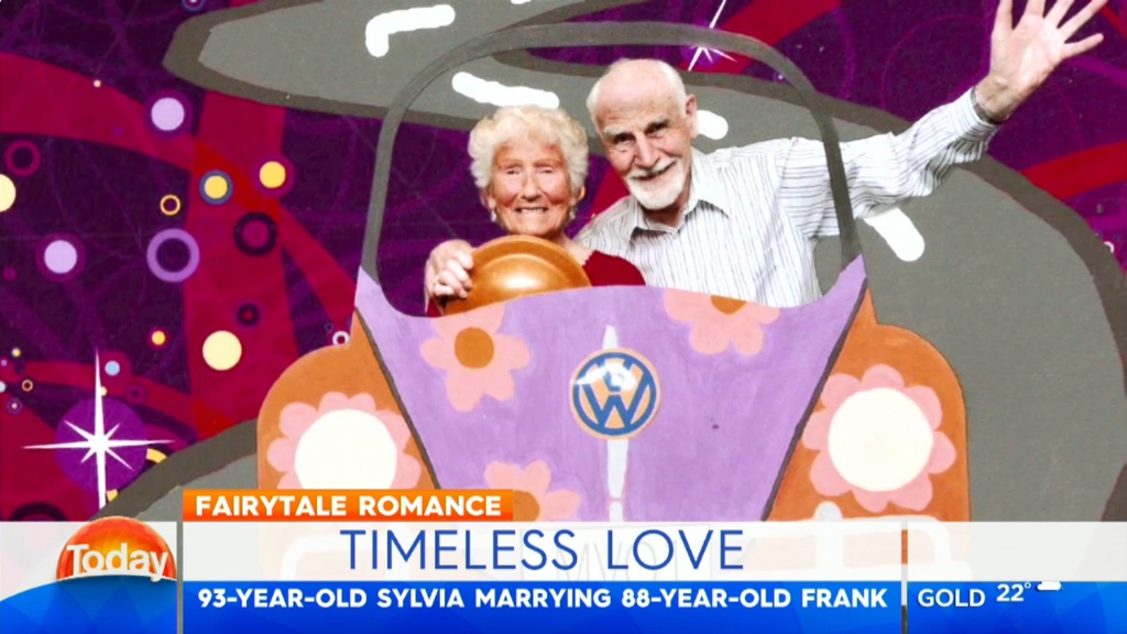 Sylvia Jeffreys: This is what love looks like