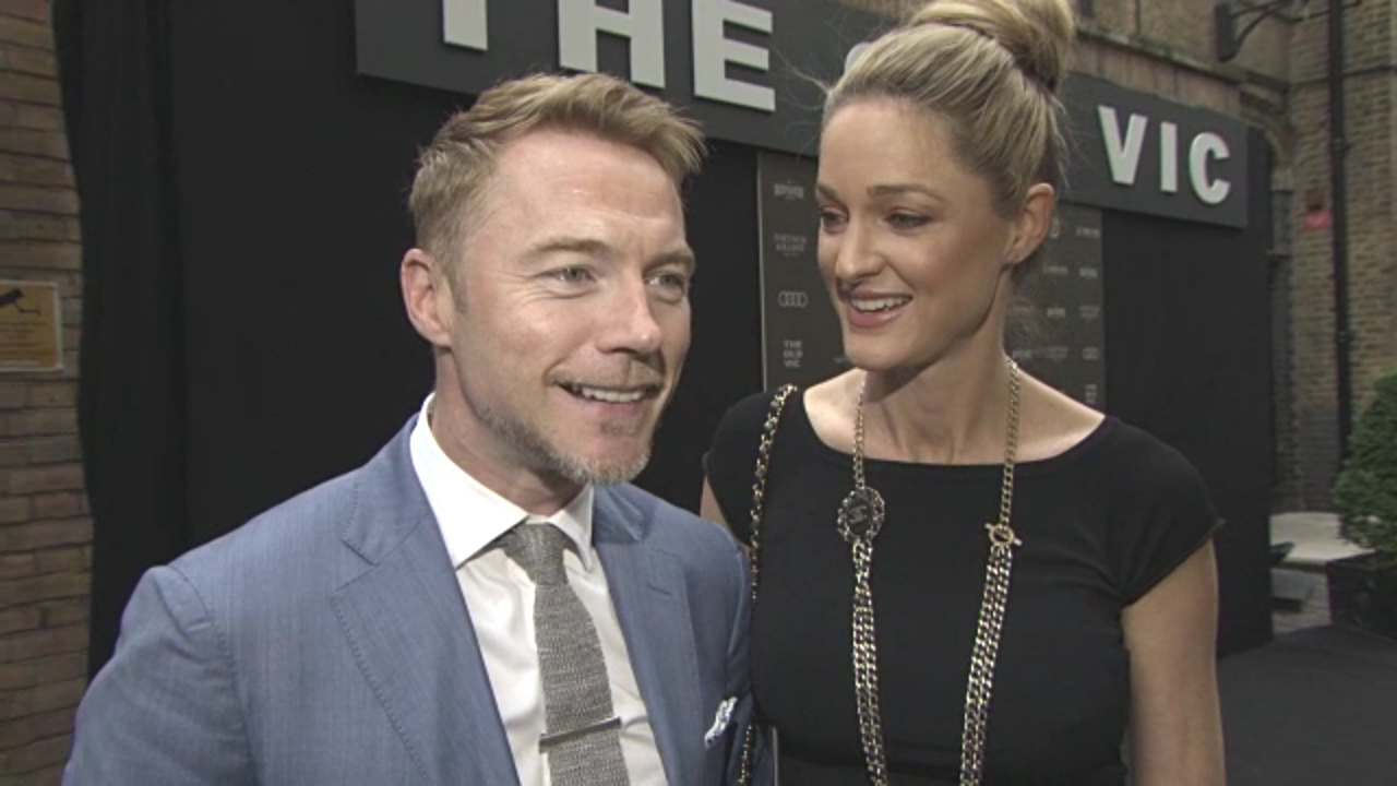 Ronan Keating & Storm chat about being new parents