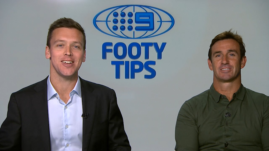 Andrew Johns' Round 15 tips