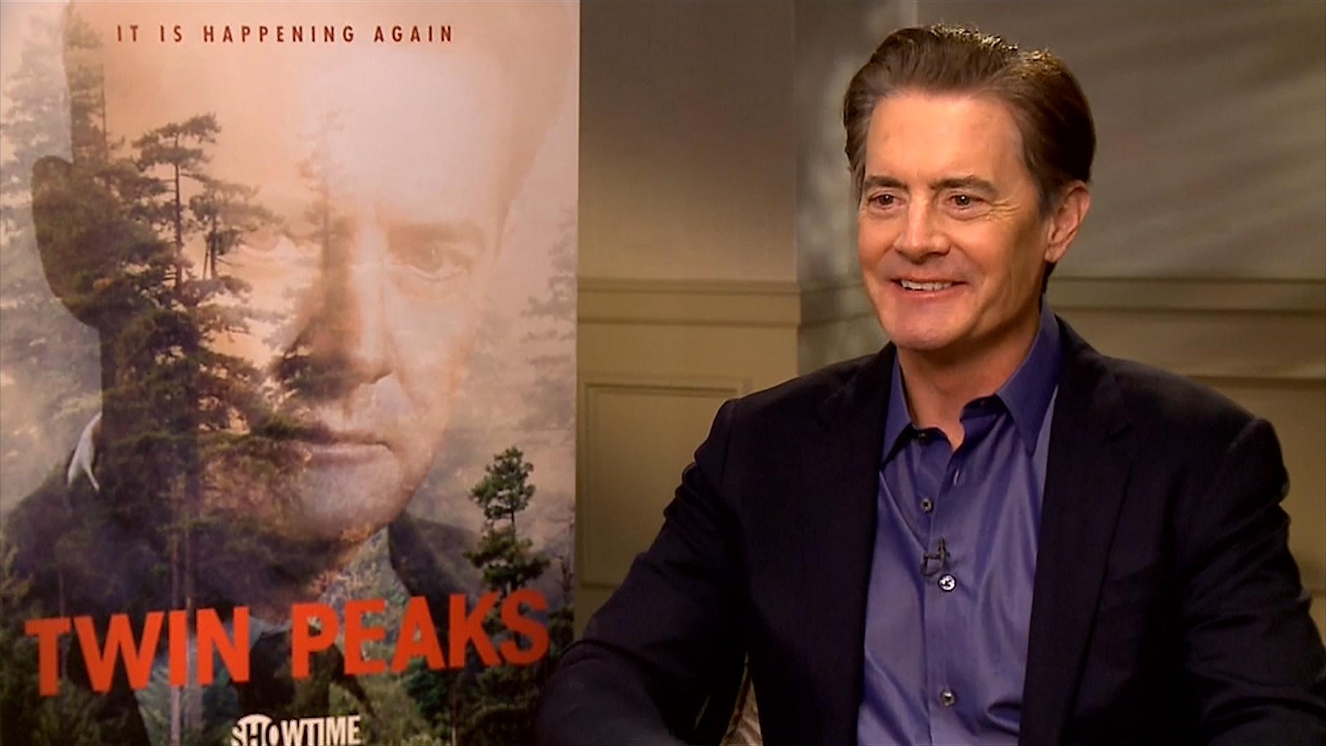 Kyle MacLachlan talks secrets of Twin Peaks Season 3