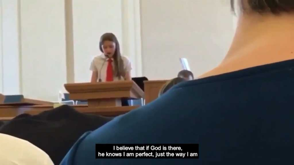 Mormon church cuts off 12-year-old girl trying to come out as gay