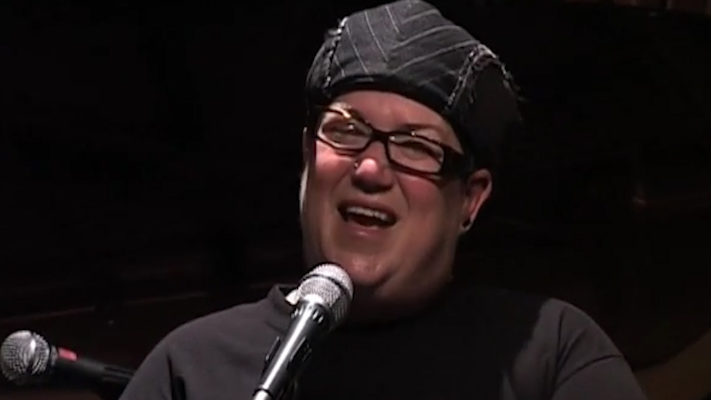 Lea DeLaria sings The Ballad of Sweeney Todd