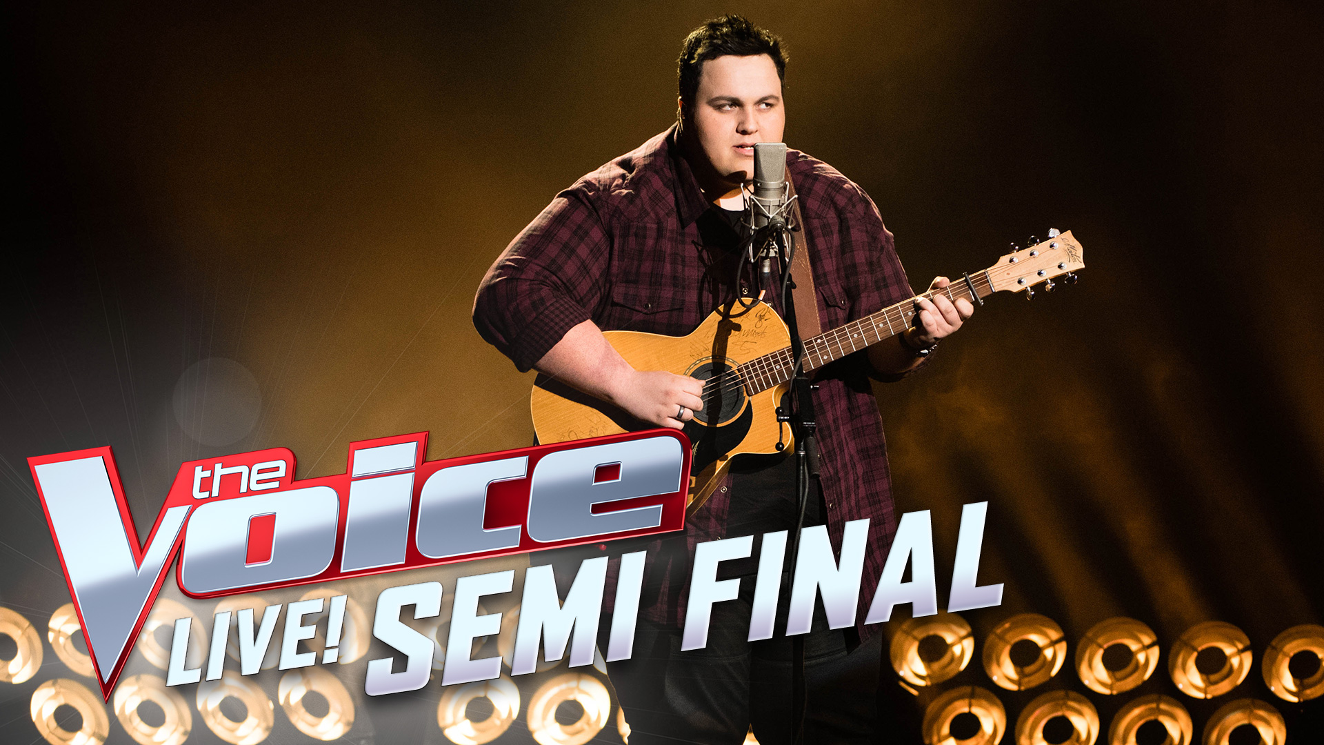 Semi Final: Judah Kelly - 'Hallelujah'