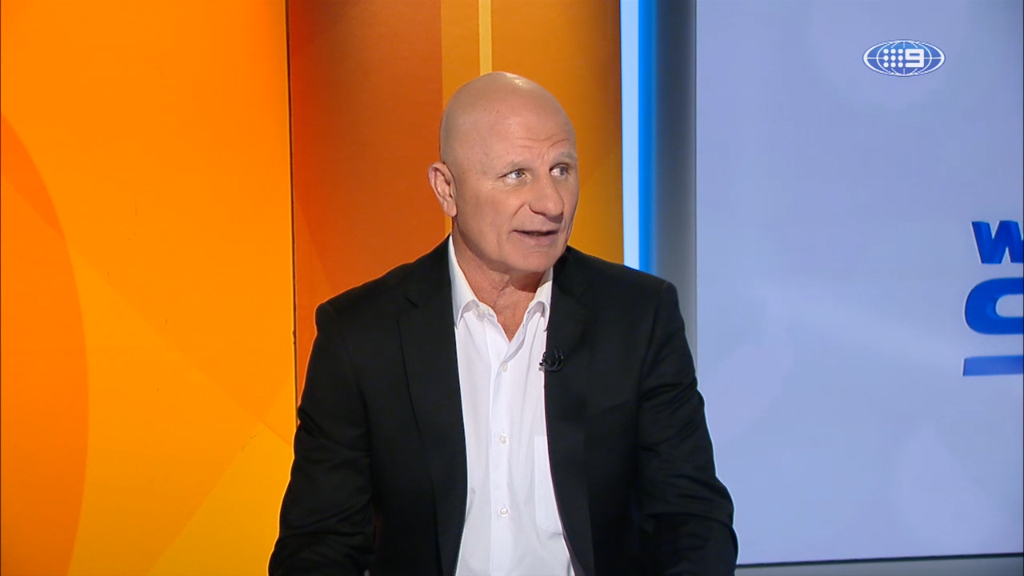 Sterlo wraps up Origin II and looks ahead to the decider