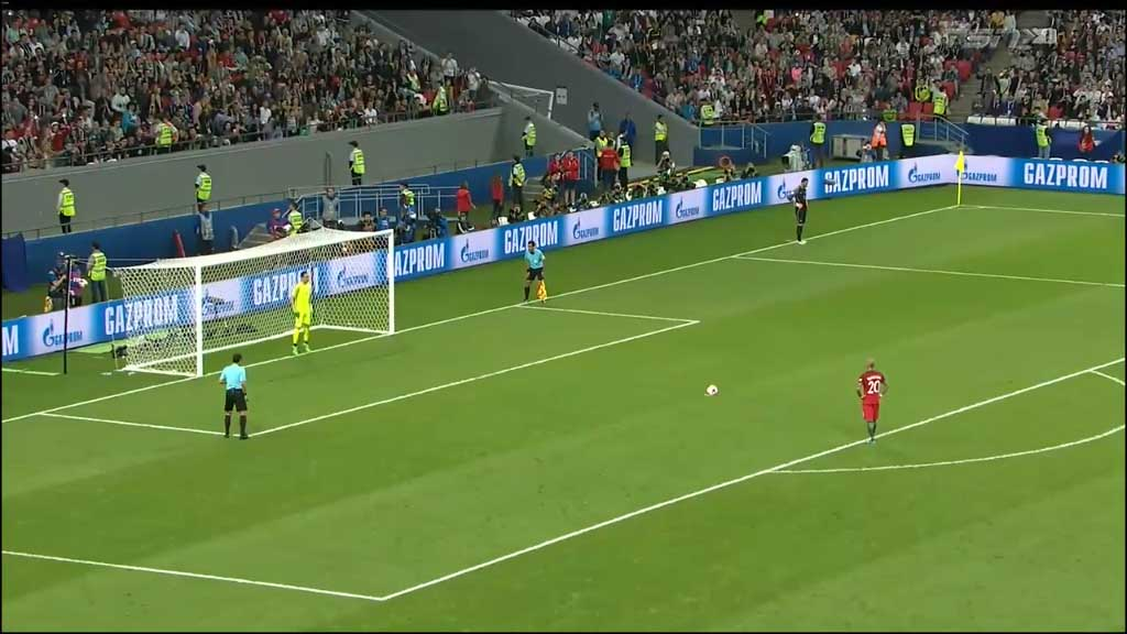 Bravo Claudio! Chile goalkeeper pulls off stunning saves