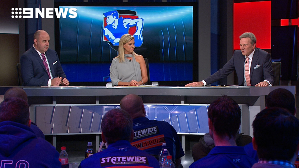 9RAW: Sam Newman slams 'ageist, sexist' Dangerfield