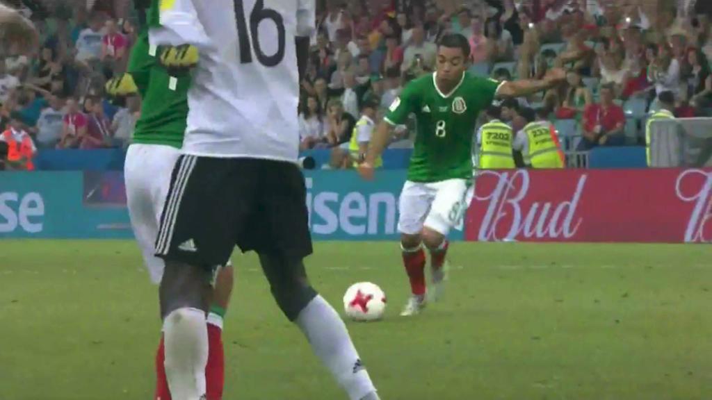 Fabian scores stunner