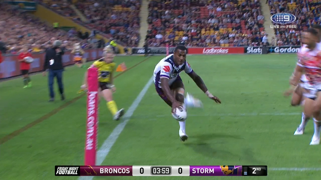 Vunivalu at it again