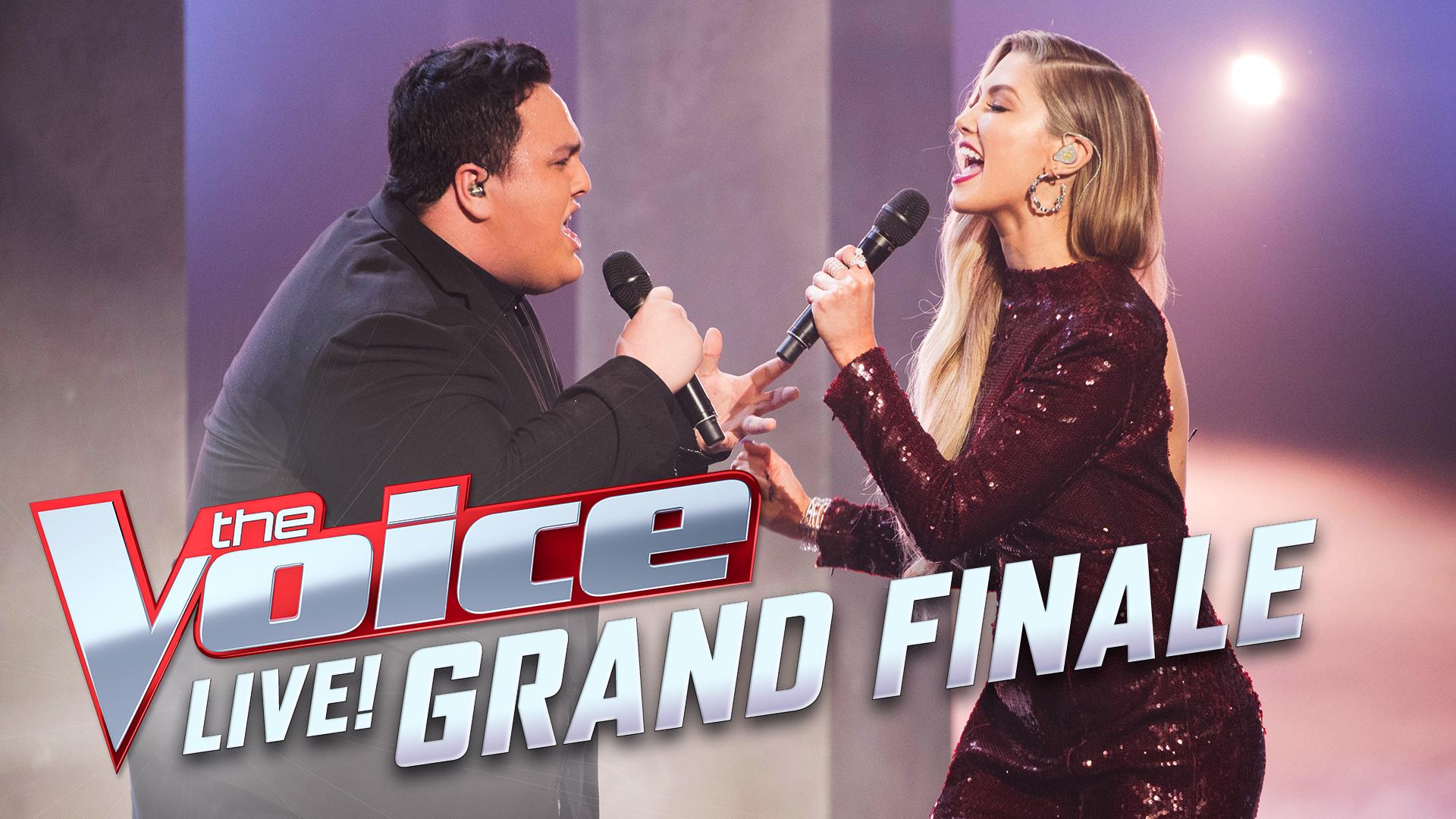 Grand Finale: Delta Goodrem & Judah Kelly- 'I Was Here'