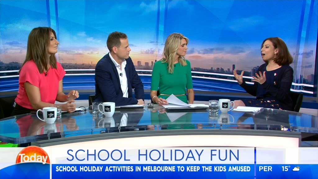 Affordable winter school holiday activities