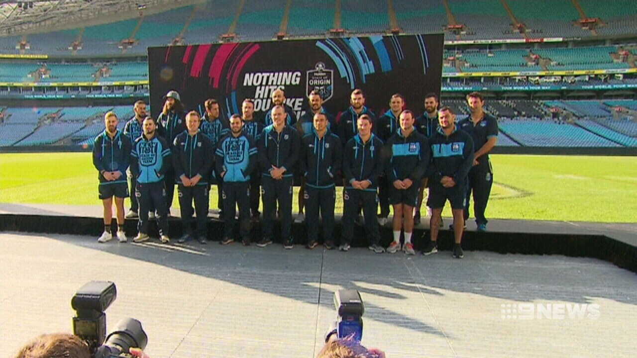 New South Wales begins preparations for Origin three