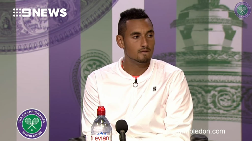 Nick Kyrgios explains reasons for pulling out of Wimbledon
