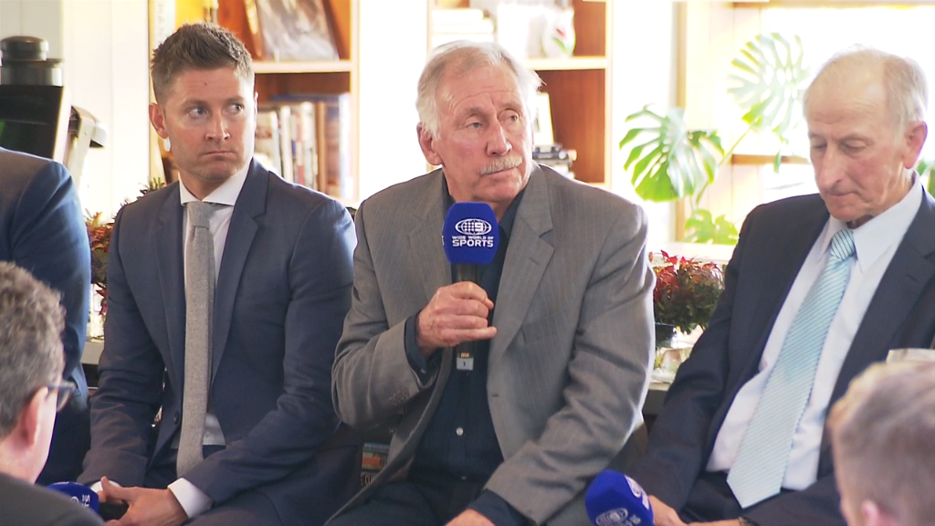 Ian Chappell opens up about CA pay dispute