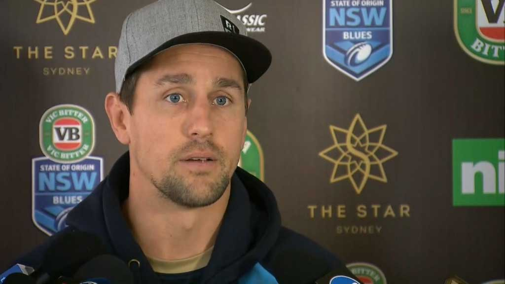 Mitchell Pearce admits Blues played dumb in Origin two