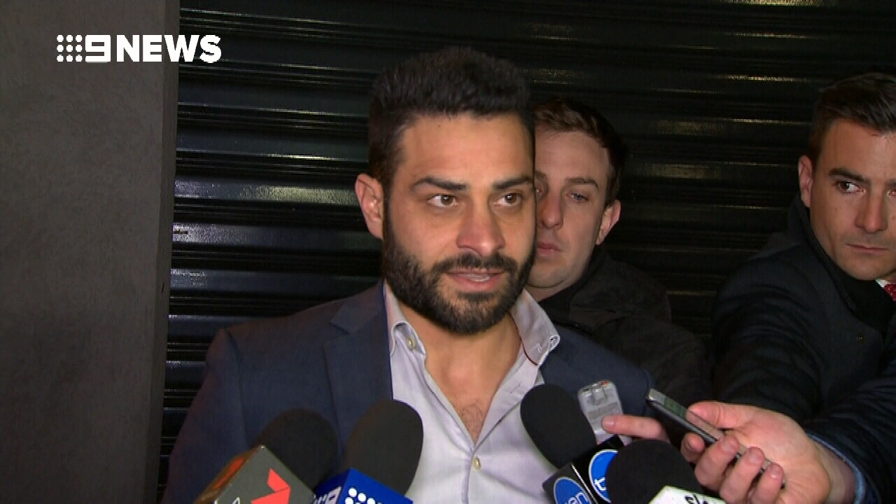 Ali Fahour deregistered as player over one-punch attack in suburban match