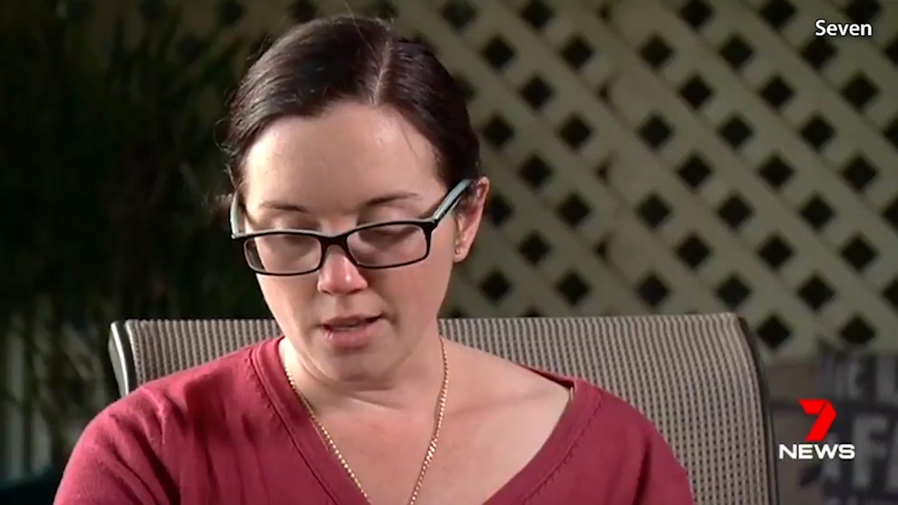 Widow of man who died doing a backflip reveals complete story