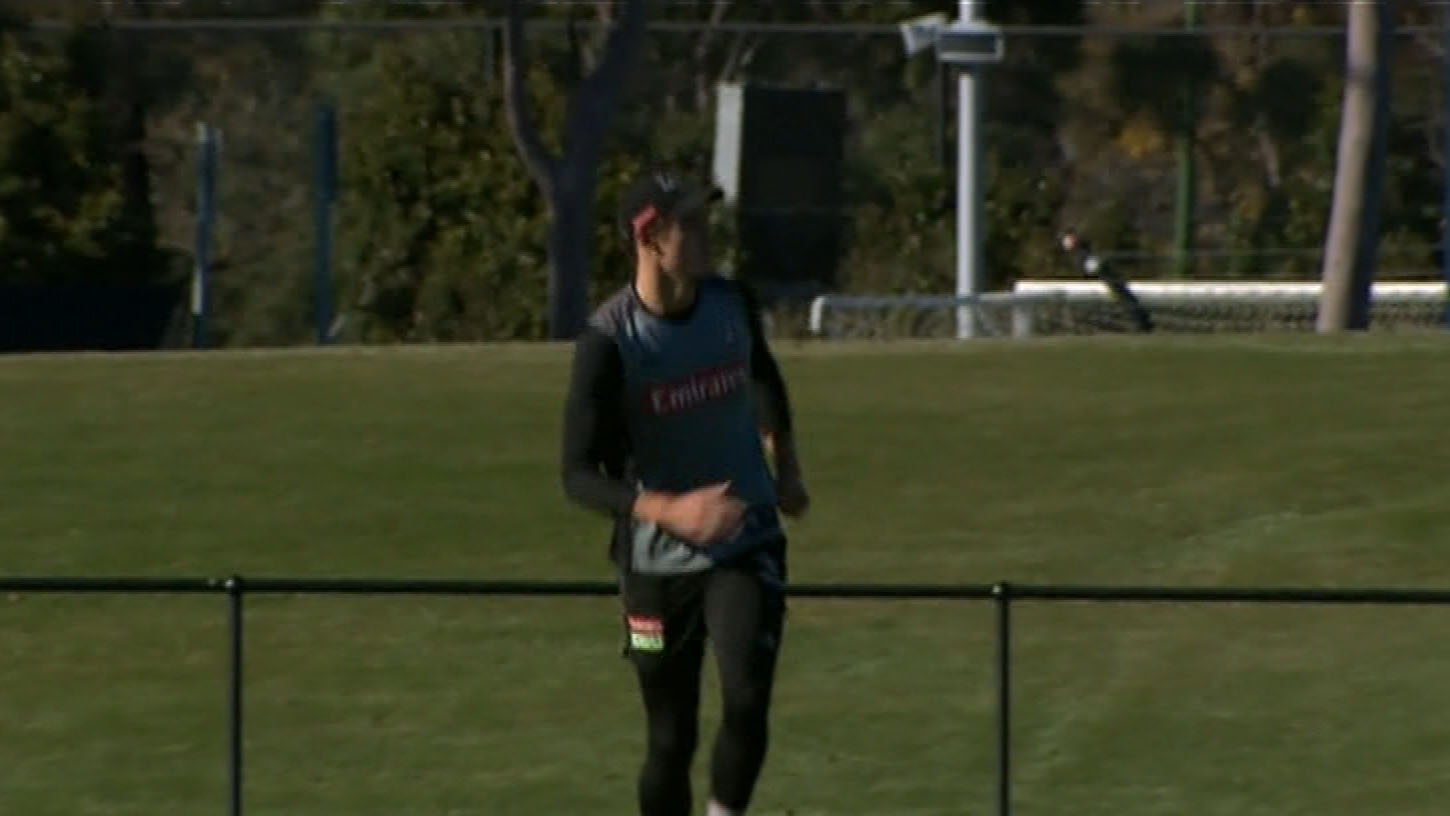 Hogan to return for Demons