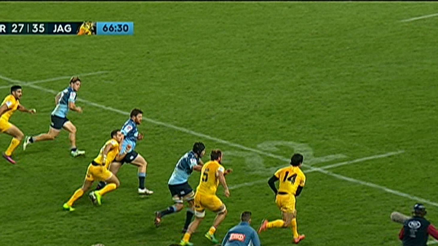 Waratahs jagged at home in another loss