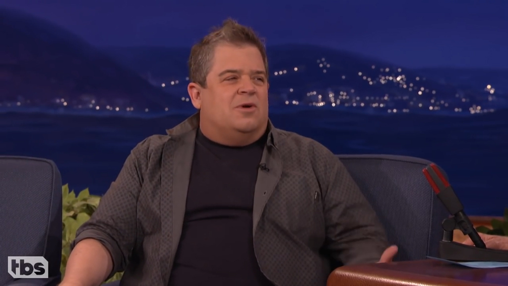 Patton Oswalt on coping with his wife's death
