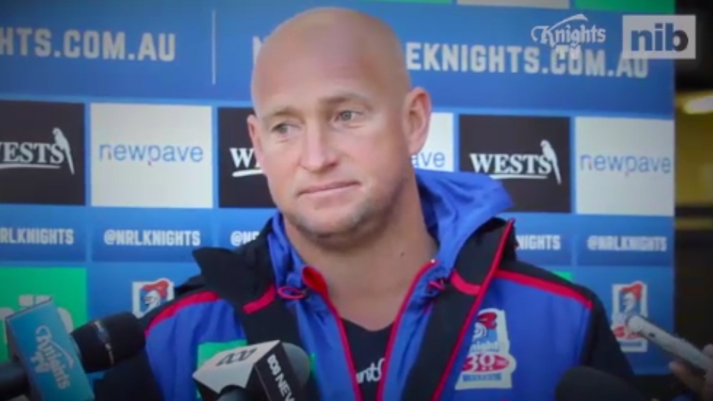Brown says SKD could play against Roosters