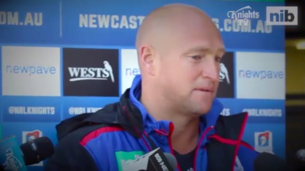 Brown confirms Knights' interest in Maloney