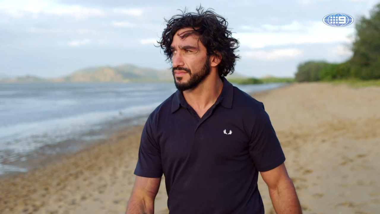 Nine pays tribute to Johnathan Thurston