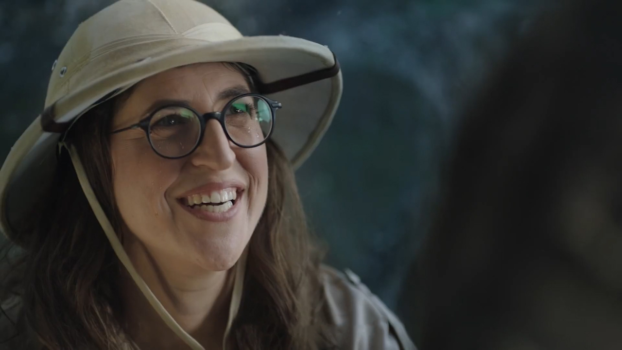 Mayim Bialik stars in SodaStream's new campaign